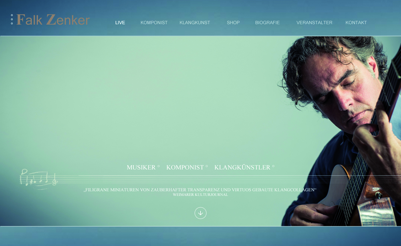 website falk zenker